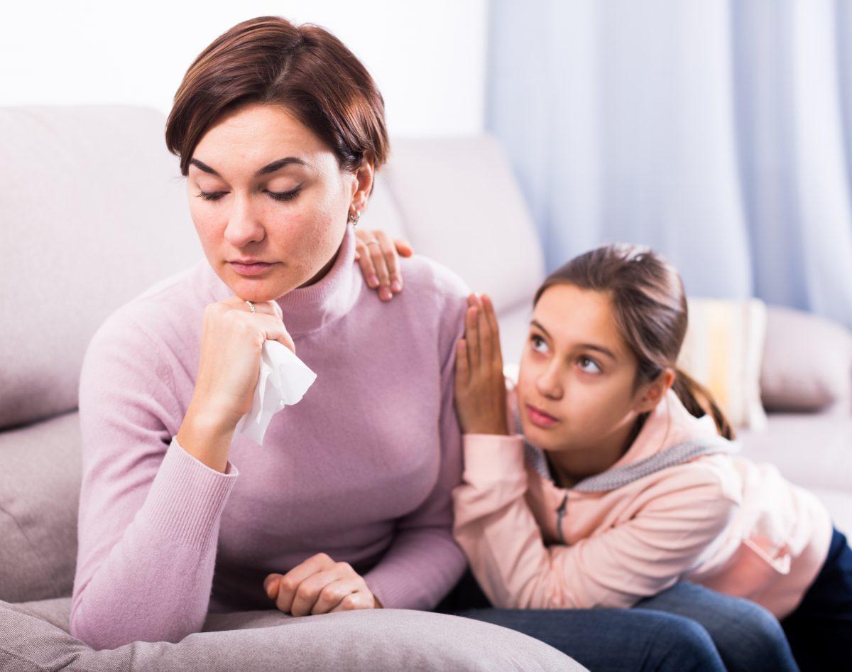Не наказывайте ребенка игнорированием