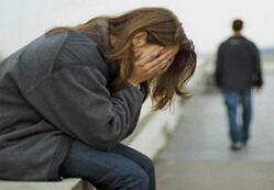 депрессия после расставания фото