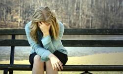 сильная депрессия фото
