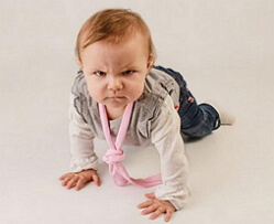 гнев у ребенка фото