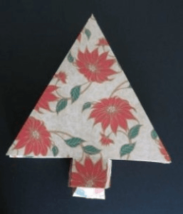 Christmas Tree Box for giving candies - The Tag Bags Boxes and More Cricut Cartridge has boxes and gift bags perfect for party favors and gift cards. There are also tons of tags that you can use on cards, scrapbook pages, and to make bookmarks.