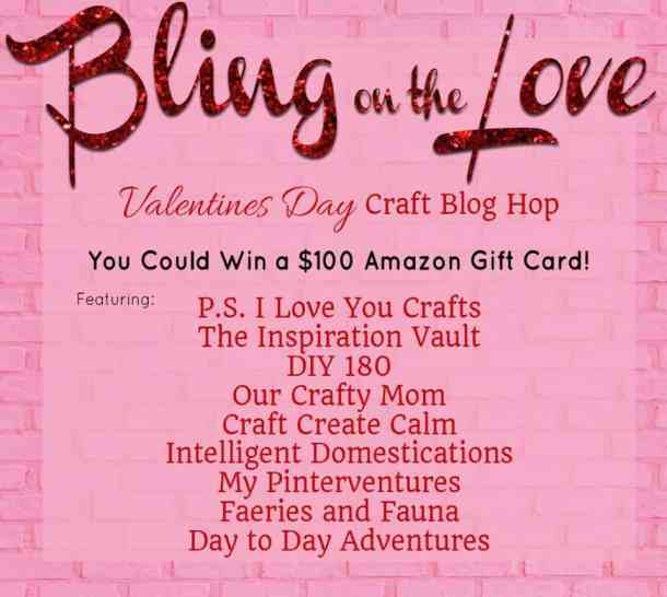 Bling on the Love Blog Hop