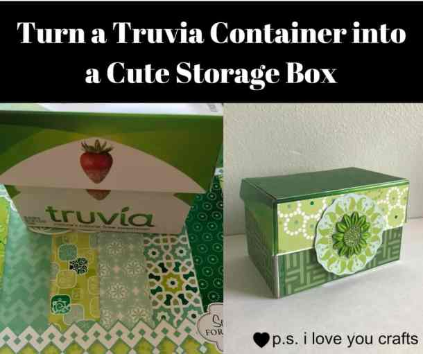 Upcycle box facebook