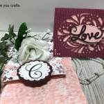 Cricut Wedding Invitation or Card