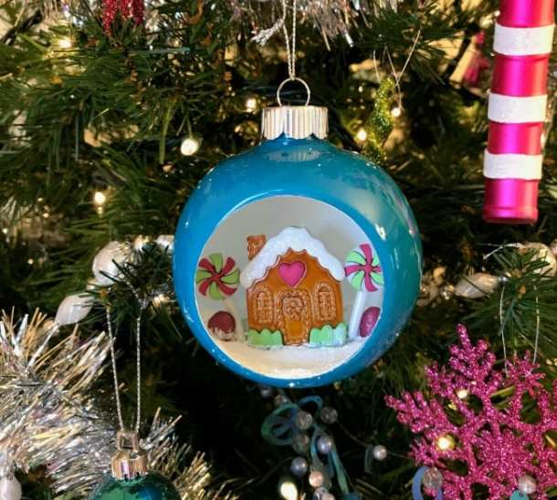 Whimsical Christmas Ornaments.My Whimsical Christmas Tree P S I Love You Crafts