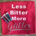 Glitter Heat Transfer Vinyl Shirt