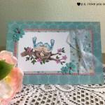 Wild Rose Studio Spring Card