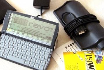 Psion Revo