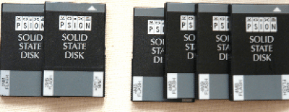 carte mémoire SSD