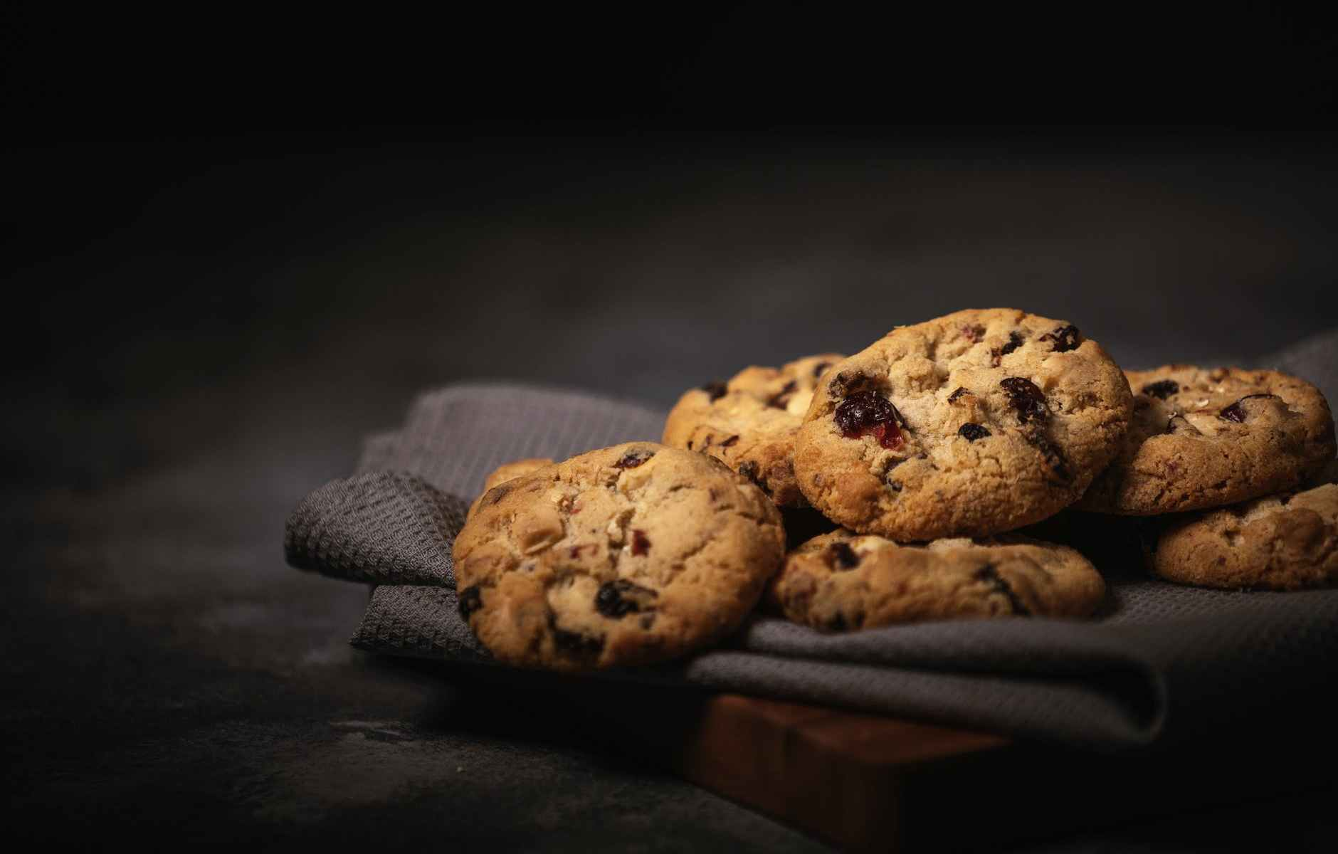 close up photo of cookies