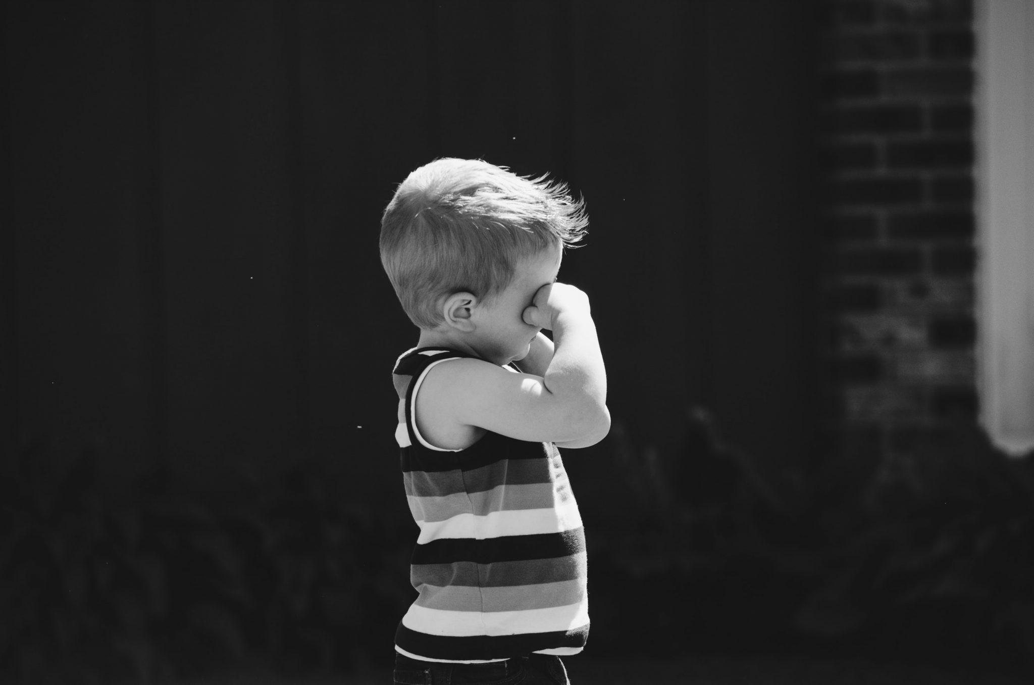 cómo manejar la ansiedad en niños
