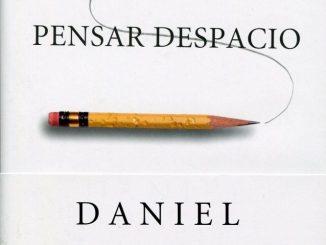 Libros de psicología más recomendados el de Daniel Kahneman