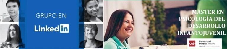 Grupo LinkedIn del Máster en Psicología del Desarrollo Infantojuvenil