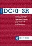 Portada de la Clasificación Diagnóstica de los Trastornos de la Salud Mental y del Desarrollo en la Infancia Temprana DC:0-3R