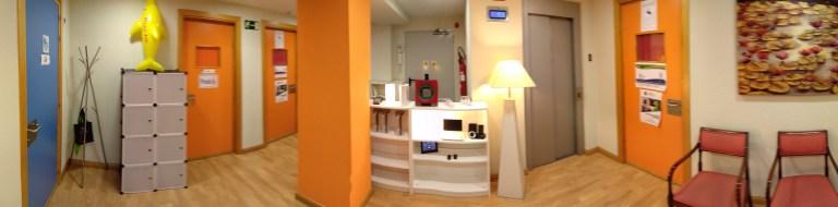 Autoservicio sala de espera - Psise Madrid (2ª planta)