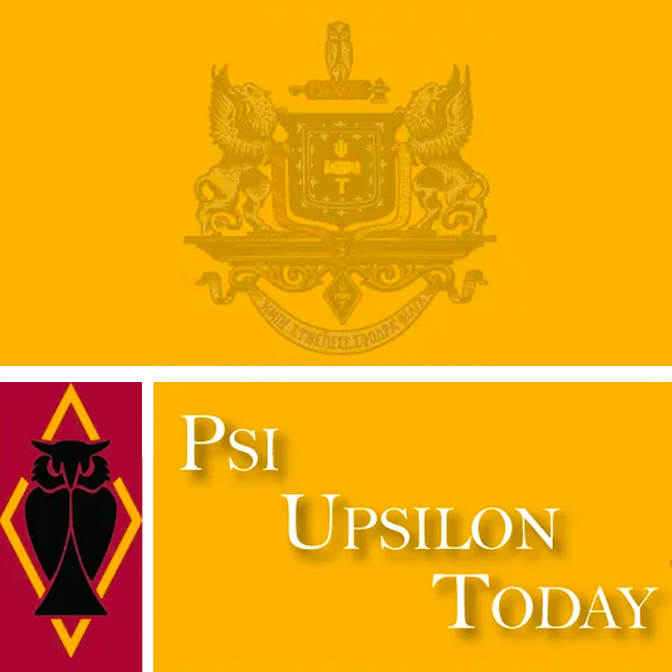 March. 2020 Psi Upsilon Today