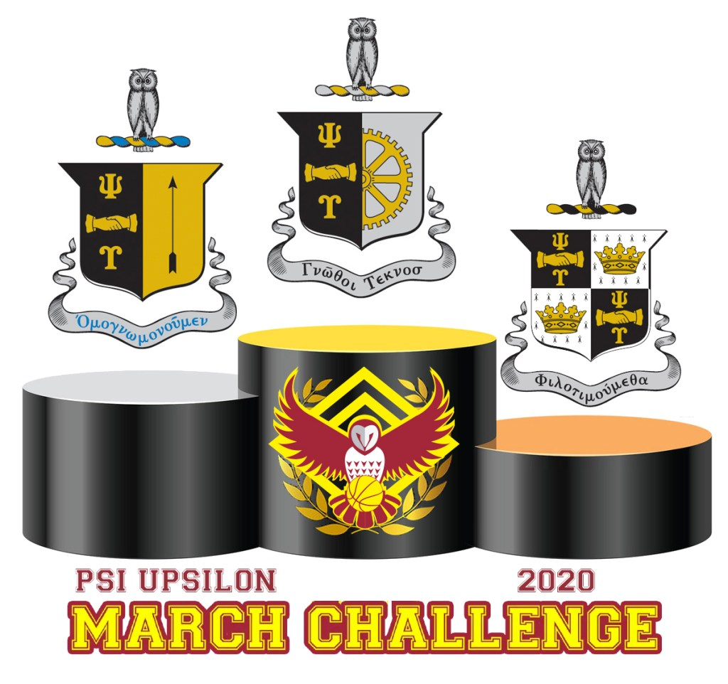 2020 March Challenge is in the books!
