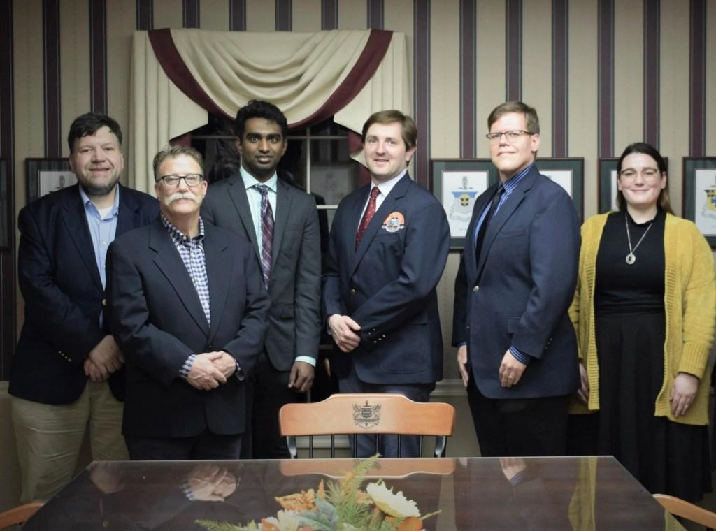 International Office Staff Grows
