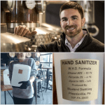 Sigma Phi Founder shifts distillery to produce hand sanitizer