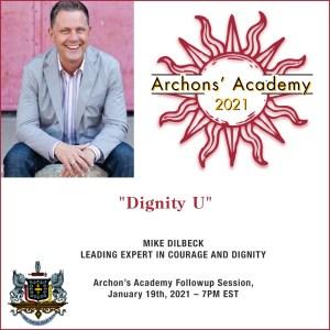 1.19.2021 – Dignity U