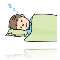 Mハゲと睡眠
