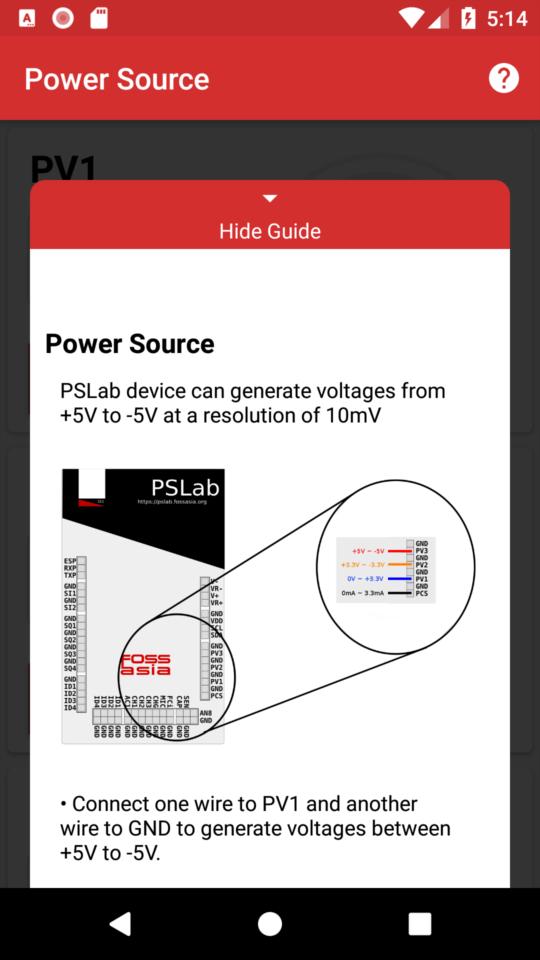 Pocket Science Lab