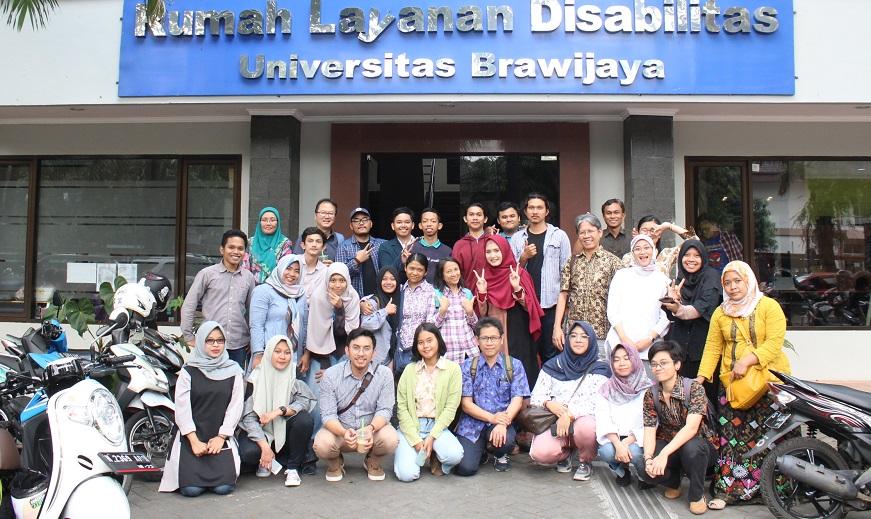 Sharing Experience, LRBI UI Visits CDSS UB