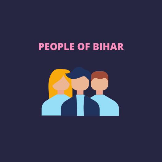 People of Bihar - Patna Shots
