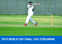 2019 world cup final live streaming