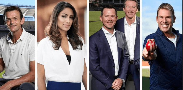 ICC Cricket World Cup 2019 Commentary Panel