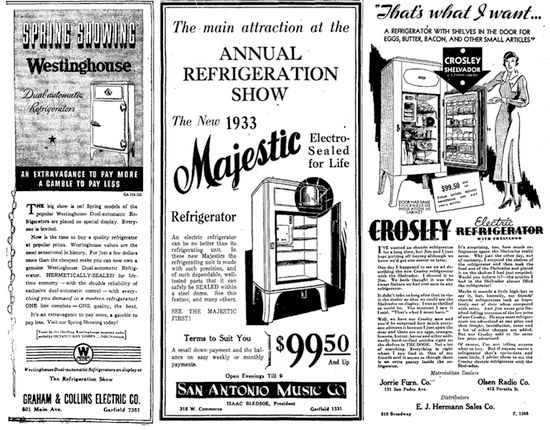 The Great Depression And The Rise Of The Refrigerator