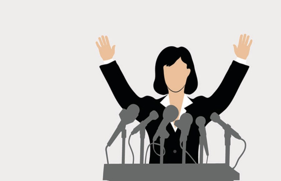 Are Women Just Not Interested in Running for Political Office      Photo  LANTERIA Shutterstock