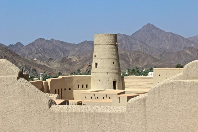 bahla fort oman jinn