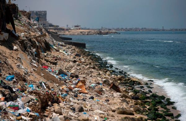 Gaza's Growing Water Pollution Crisis - Pacific Standard