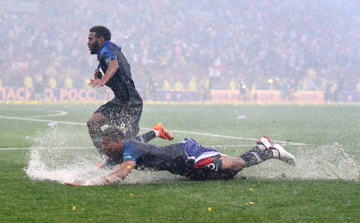 Image result for world cup 2018 rain
