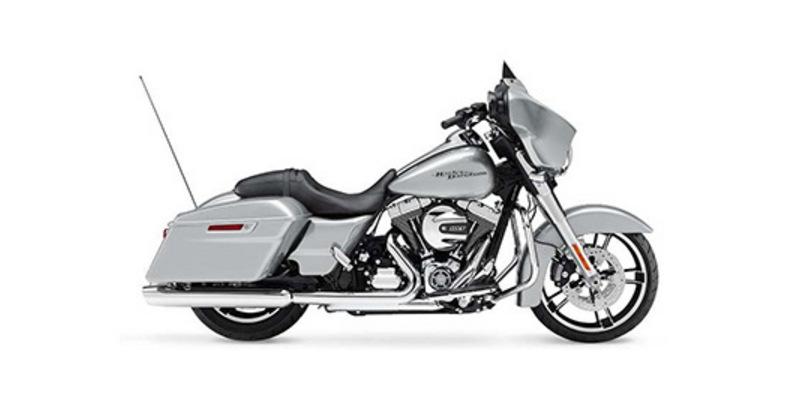 2014 Harley Daytona Blue Pearl