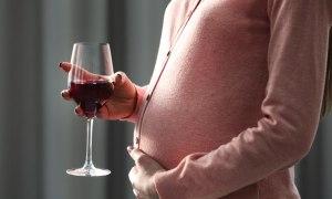 síndrome de alcoholismo fetal