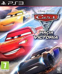 Cars 3 hacia la victoria PS3
