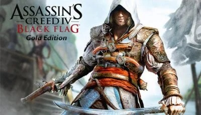 Assassin s Creed IV Black Flag Gold Edition PS4