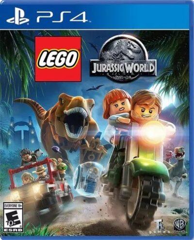 LEGO Jurassic World PS4