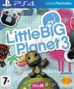 LittleBig Planet 3 PS4