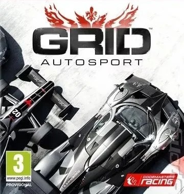 GRID Autosport PS4