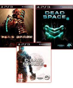 Dead Space Trilogia 1 2 Y 3 PS3
