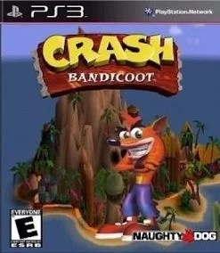 Crash Bandicoot PS3