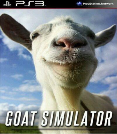 Goat Simulator PS3