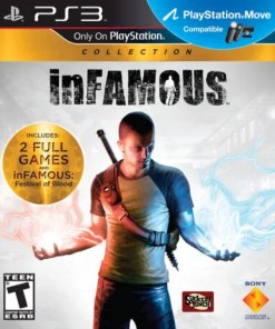 Infamous Collection 1 2 y Festival Of Blood PS3