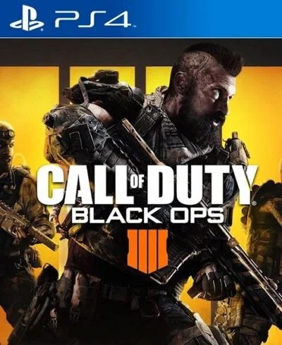 Call of Duty Black Ops 4-Version Español PS4