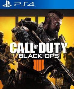 Call of Duty Black Ops 4-Version Español PS4