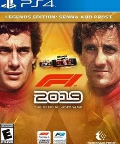 F1 2019 Legends