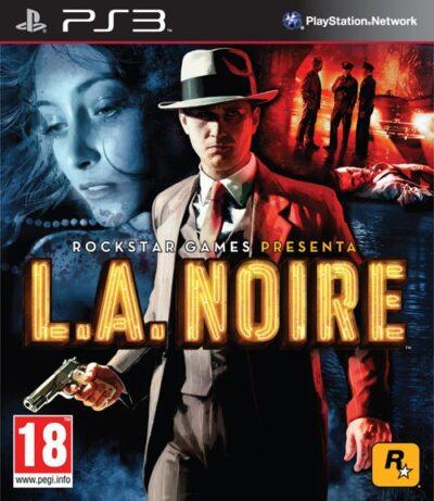 LA Noire PS3